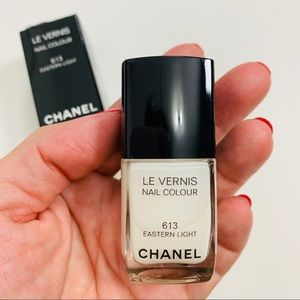 Chanel 613 Eastern Light White Summer Collection